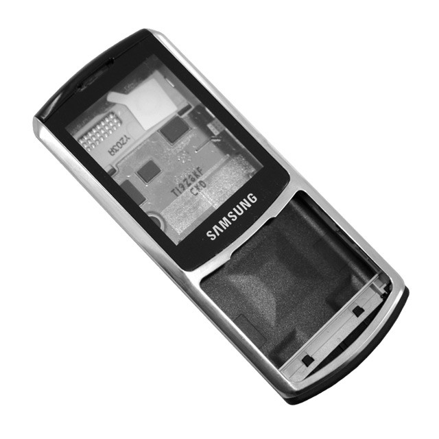 Панели стандарт Samsung S3310 черные - A99.com.ua в Киеве
