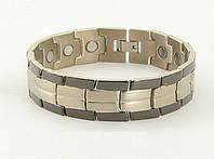Магнитный титановый браслет 8238 - 5в1