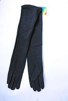 Красивые женские перчатки до локтя