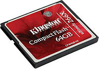 CompactFlash 64GB Kingston Ultimate 266X (CF/64GB-U2)