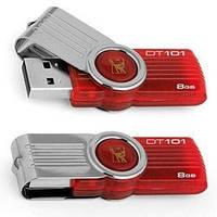 Kingston DataTraveler 101 G2 8GB (DT101G2/8GB) Red