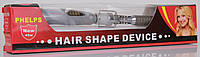 Локон для завивки волос (плойка) Phelps HD-17 для придания волосам формы и объема DJV /061 N