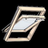 OPTIMA линия  Комфорт  ПВХ окно, ручка снизу