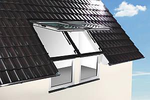 Фасадные окна WFA Designo R1