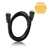 Кабель мультимедийный HDMI версия 1.4 длина 1,5 m ETHERNET AL-OEM-44