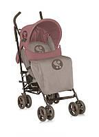 Детская коляска-трость FIESTA + FOOTCOVER BEIGE&TERRACOTTA от 6 мес. до 3 лет ТМ Lorelli (Bertoni) 10020721