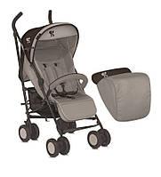 Детская коляска-трость I-MOVE W. FOOTCOVER BEIGE&BROWN от 6 мес. до 3 лет ТМ Lorelli (Bertoni) 10020621