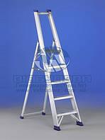 Стремянка алюминиевая профессиональная SVELT REGINA 10 ступеней (115160)
