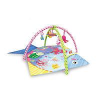 Детский игровой коврик OCEAN 115X115 (Океан) ТМ Lorelli/Bertoni Игр/к