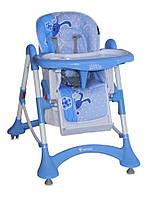 Детский стульчик для кормления ELITE (ремни безопасности, чехол) ТМ Lorelli/Bertoni Разноцветный 10100141