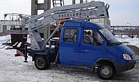 Автогідропідйомник (автовишка) ПМС-212.