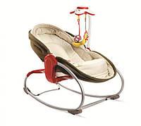 Кресло - кроватка - качалка 3 в 1 «Мамина любовь» (коричневое) для детей с рождения ТМ Tiny Love 1800306830