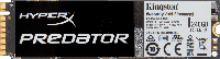 Накопитель SSD 240Gb Kingston HyperX Predator PCIe Gen2 x4 (SHPM2280P2/240G)