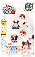 Набор резиновых фигурок Disney Tsum Tsum - 4 игрушки ТМ TSUM TSUM 5802