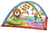 """Развивающий коврик с дугами """"Мартышкин остров"""" для детей с рождения ТМ Tiny Love 1201006830"""