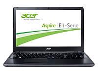 """Ноутбук Acer Aspire E1-530G-21174G75Mnkk Black;15.6"""" (1366x768) LED глянцевый / Intel Pentium 2117U (1.8 ГГц)"""