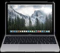 "Ноутбук Apple MacBook A1534 (MJY32UA/A) Space Gray;12"" (2304x1440) LED глянцевый / Intel Core M (1.1 - 2.4 ГГц)"