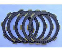 Комплект дисков сцепления (5шт.) для мотоблока 178/186F