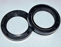 Комплект сальников 35*50*8 (2шт) для двигателя мотоблока 186F