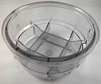 Масляная ванна воздушного фильтра (пластик) для мотоблока 178F
