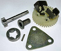 Масляный насос и шестерня (комплект) Z-37 для мотоблока 178F