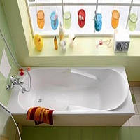 Акриловая ванна KOLO DIUNA 1200x700х545 с ножками XWP3120