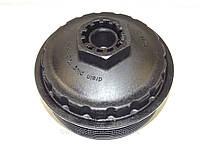Крышка масляного фильтра (новая) Ford Transit  2.4 TDDi. 00/06. Корпус, стакан фильтра Форд Транзит.