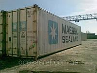 Рефконтейнер Carrier