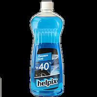 """Омыватель стекла Helpix """"-40"""" с запахом морской свежести, 1 литр"""
