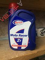 Масло для 2-хтактных двиг. мінер.2Т motо Racer 1л Агрінол