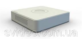 DS-7104HQHI-F1/N HIKVISION, 4-канальный Turbo HD видеорегистратор