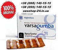 ЯрсаГумба капсулы для потенции купить препарат для лечения простатита