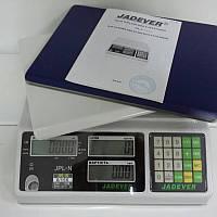 Торговые весы Jadever JPL-N 1506 (15 кг)