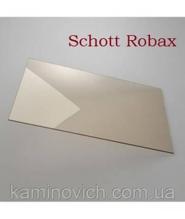 Стекло для камина Shott Robax, фото 2