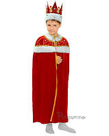 Накидка короля з короной 52р.