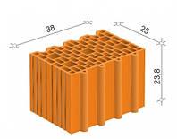 Керамические блоки Porotherm 38 P+W, фото 1