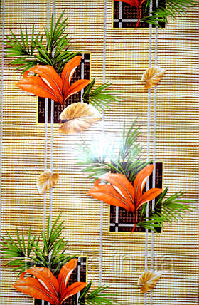 Обои бумажная мойка Континент Тропики №2, фото 2