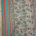 Палантин  батик индия ручная работа , фото 7