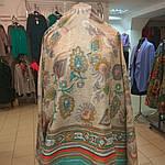 Палантин  батик индия ручная работа , фото 6