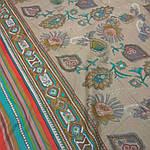 Палантин  батик индия ручная работа , фото 2