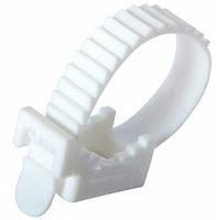 Крепеж ремешковый e.holder.belt.stand.25_25, d25 mm, 25 шт.
