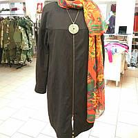 Платье шерстяное по колено балон 48-50 эксклюзив 1 шт