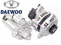Стартер, генератор на Daewoo (Деу). AS Poland - европейское качество новых запчастей.