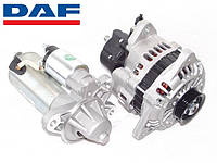 Стартер, генератор на Daf (Даф). AS Poland - европейское качество новых запчастей.