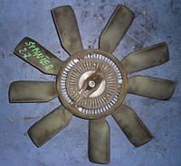 Крыльчатка двигателя 9 лопастей D430 в сборе Термомуфта на 3 болтаMercedesSprinter 901-905 2.2cdi, 2.7cdi19