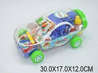 Игрушечный набор доктора 8702b-1 для девочке в пакете 30х17х12 см