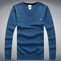 Lacoste original Мужской свитер пуловер джемпер лакост лакоста лакосте в наличии