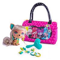 Домашний любимец VIP Pets Leah - Bag N' Doll  IMC Toys (711433)