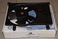 Вентилятор кондиционера Ланос Lanos в сборе (Лузар) LFc 0563