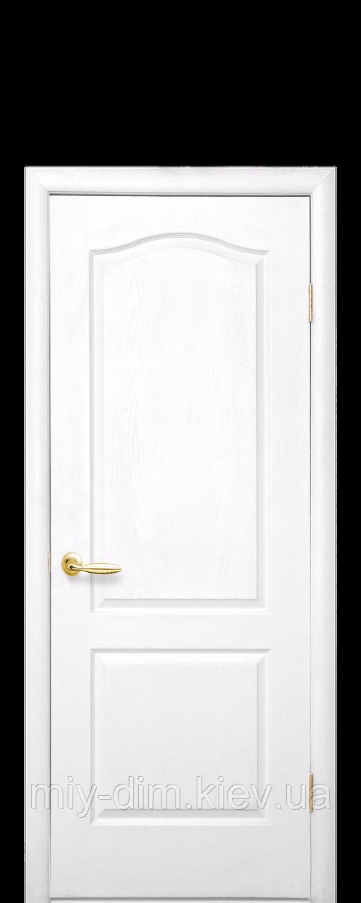 Двері МДФ Класік глухі 80 білі